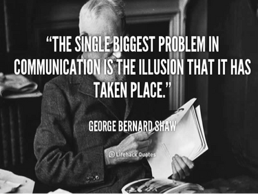 The Communication Illusion