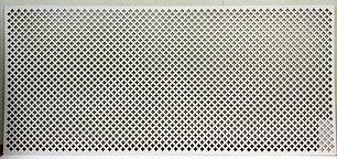 Панель ХДФ Лотос 2070х930 мм, цвет белый.jpg