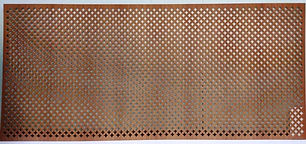 Панель ХДФ Лотос 2070х930 мм, цвет вишня.jpg
