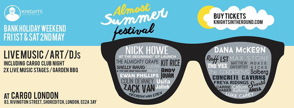 Almost Summer Festival London