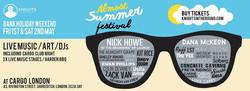 Almost Summer Festival London