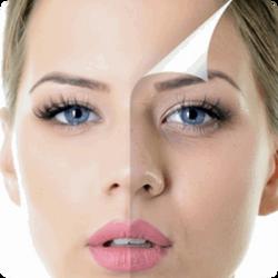 clareamento facial