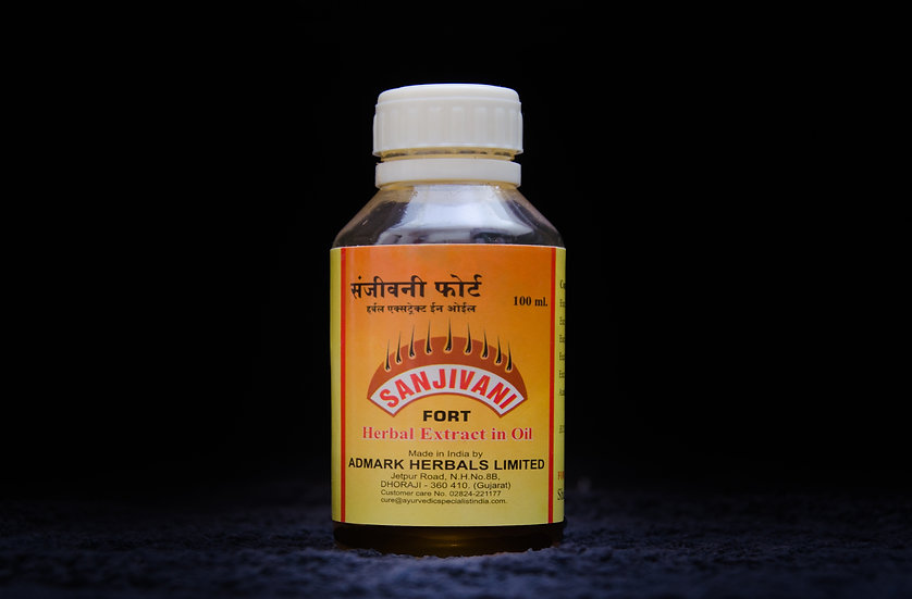 Sanjivani Fort Herbal Extract Oil