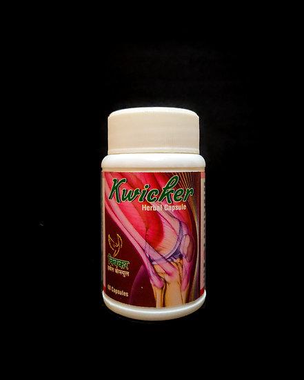 Kwicker Herbal Capsule