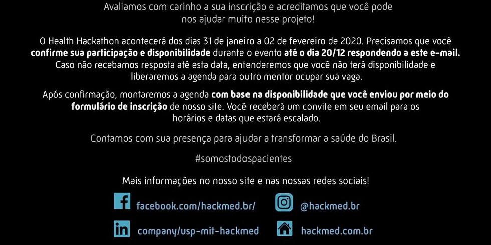 HACKMED - Conference & Health Hackathon