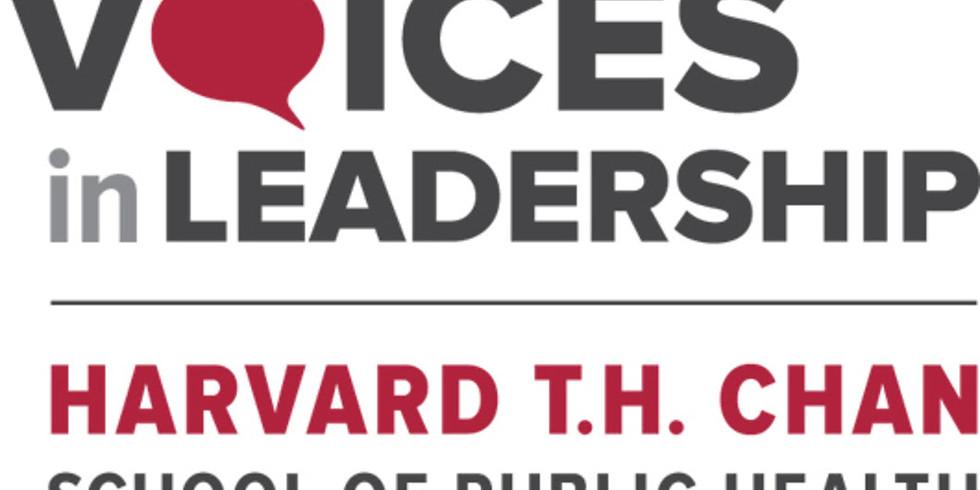 Melhorando a saúde publica: uma conversa sobre liderança com a Dra. Leana Wen