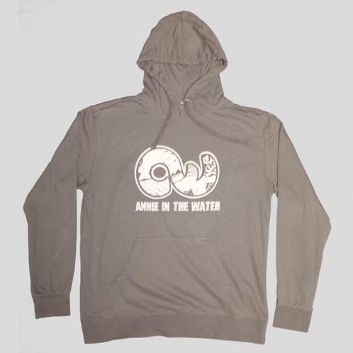 Light Hoodie Sweatshirt (Grey)