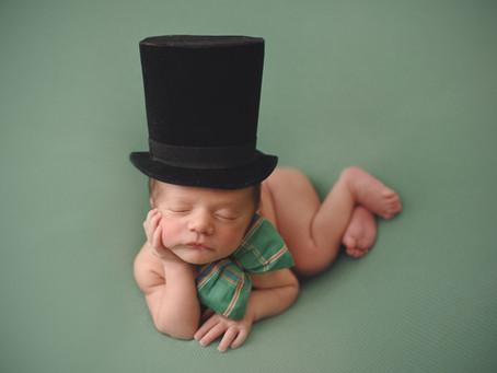 Fotografia Newborn com Propósito.
