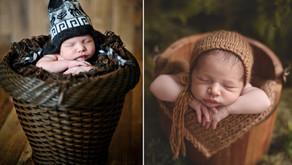 Os erros mais cometidos na Fotografia Newborn.