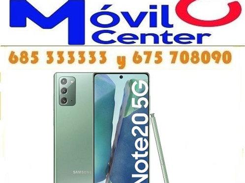 Galaxy Note 20 5g 256gb