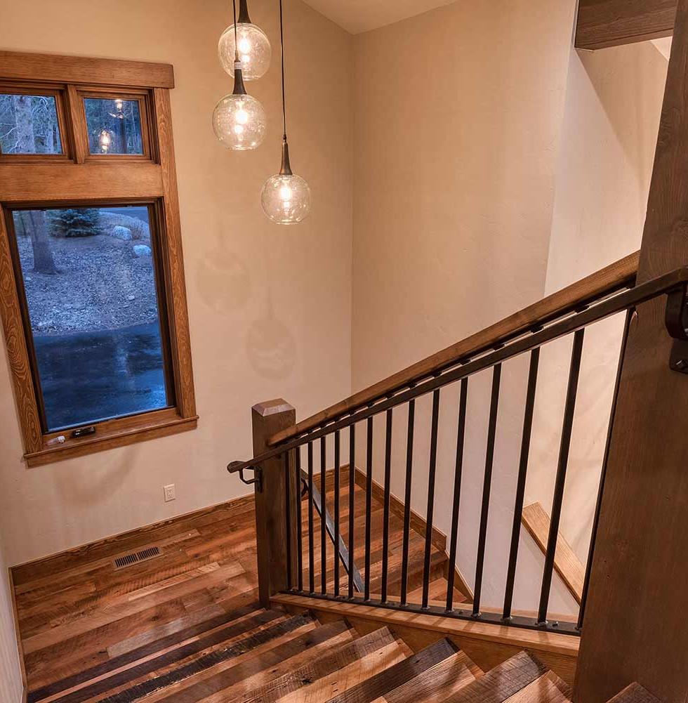 Ghirard Stairs