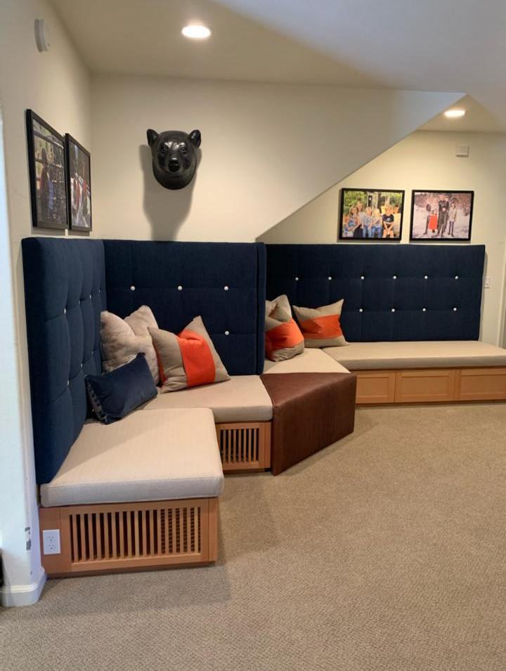 Custom Furniture Builds