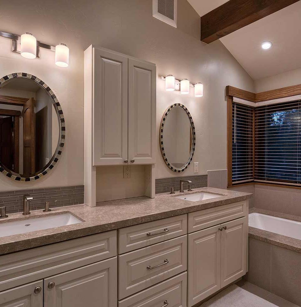 Ghirard Master Bathroom