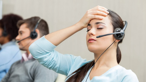 5 Ways to Manage Stress for Call Center Agents and Lower Turnover Rate