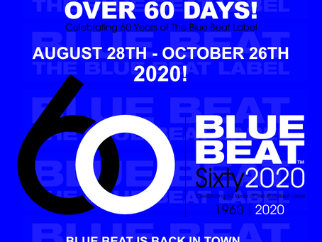 Announcing 60 days for 60 years!