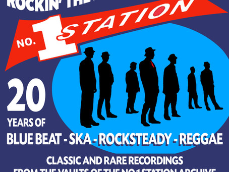THE BLUE BEAT LABEL ANNOUNCE NO.1 STATION 20 YEARS OF 2001 - 2021.