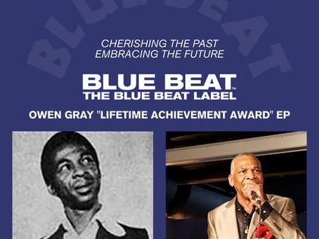 "Owen Gray ""Lifetime Achievement Award"" EP Out Now."