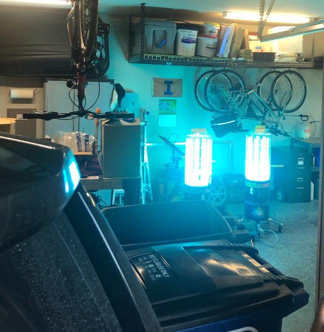 Garage Add-on Sanitization