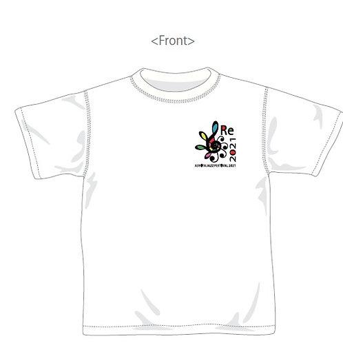 芦屋ジャズフェスTシャツ2021
