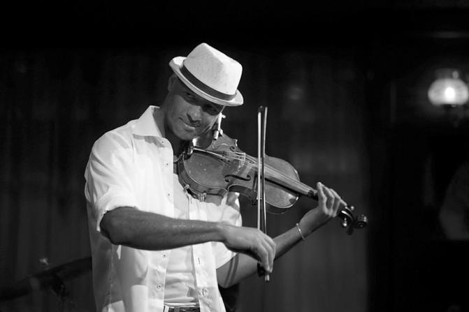 新たなヴァイオリン奏者との出会い♪