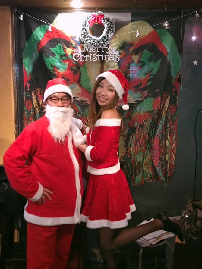 盛り沢山のクリスマスライブ♪