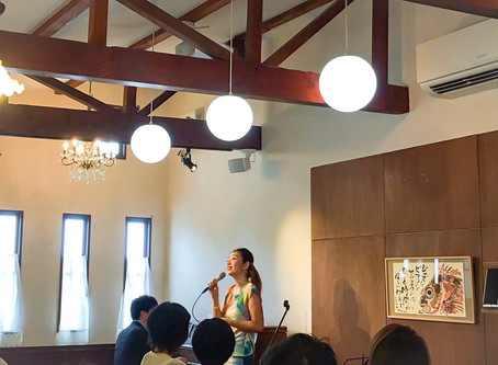 ジャズ・チャンツでアンチエイジングVocal Workshop in 東加古川