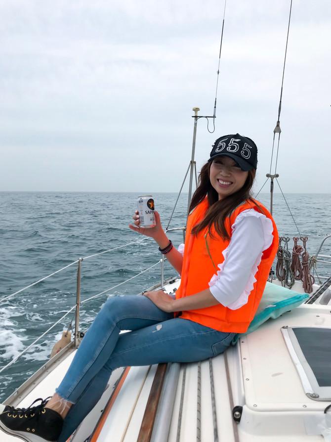 Sailingで生シラス