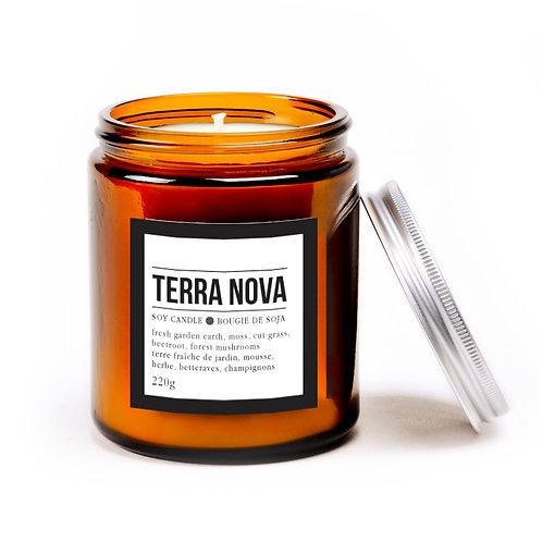 TERRA NOVA PERFUMED CANDLE