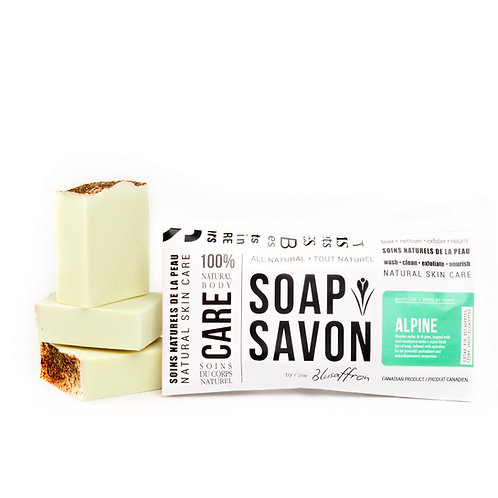 ALL NATURAL SOAP / HAND & BODY