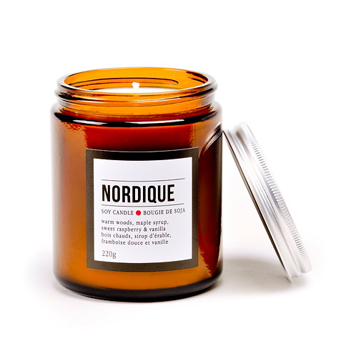 NORDIQUE PERFUMED CANDLE