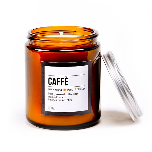 CAFE PERFUMED CANDLE