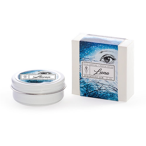 LUNA SOLID PERFUME / dipped in the moonlight
