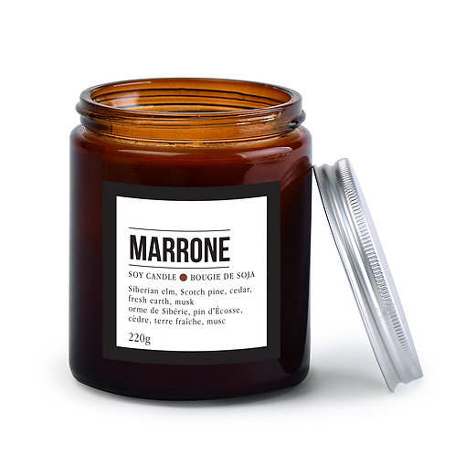 MARRONE PERFUMED CANDLE