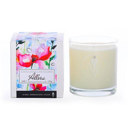 ALLORA BOUGIE PARFUMÉE / elixir floraux
