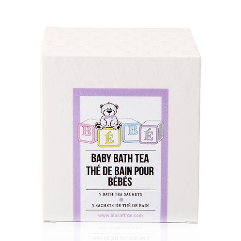 ALL NATURAL BABY BATH TEAS
