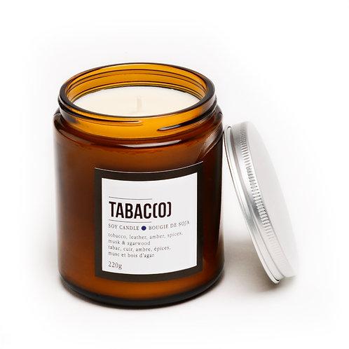 TABAC(O) BOUGIE PARFUMÉE