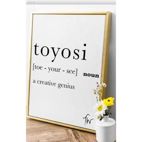 Toyowrites