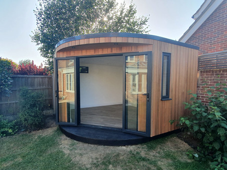 Why Garden Rooms Are Not Just For Home Working
