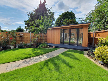 How To Style A Garden Room
