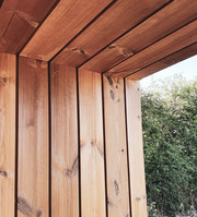 Thermowood Cladding Detailing