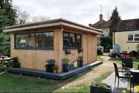 How To Keep Your Garden Office Within Planning Rules