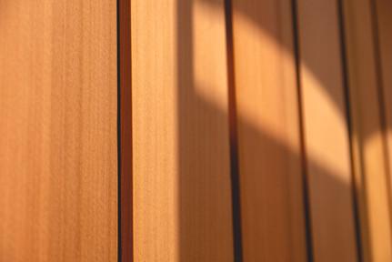 Cedar Cladding Detailing