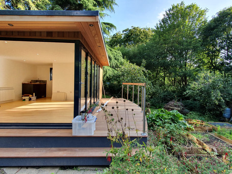 The Benefits To Having A Garden Room