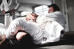 BJJ Adult Class ground techniques