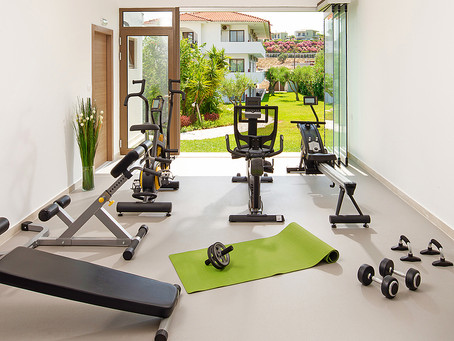 Tips For Setting Up A Gym In Your Garden Room