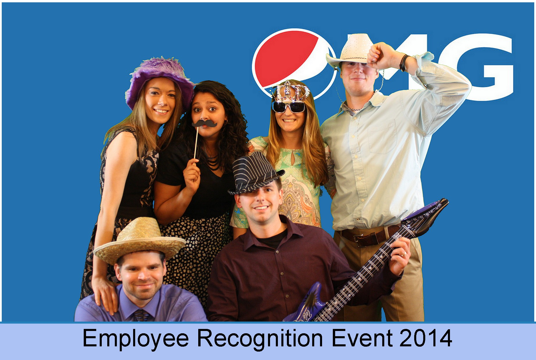 Pepsi Employee Recognition Event