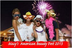Macy's American Beauty Festival