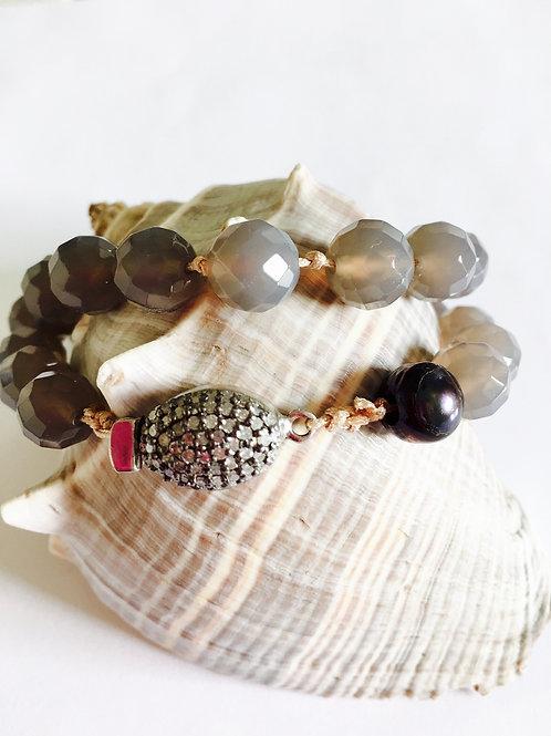 Ravello Wrap Bracelet | Necklace