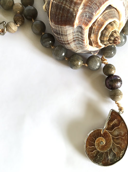 The Good Earth Necklace