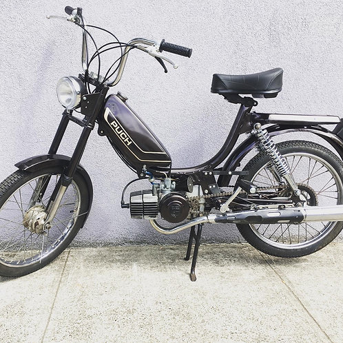 1980 Puch Model B Moped